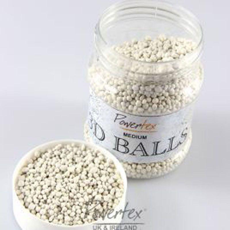 Powertex 3D balls M 230ml