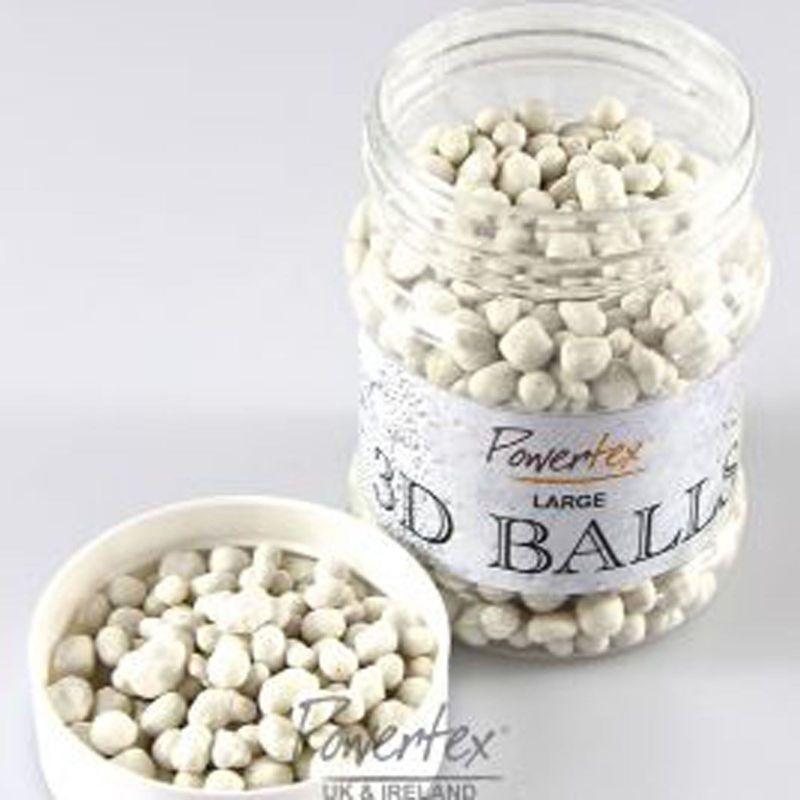 Powertex 3D balls L 230ml