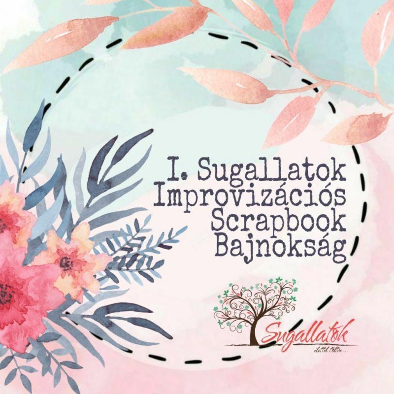I. Sugallatok Scrapbook Bajnokság - nevezési díj