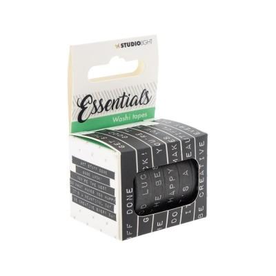 Essentials Washi Tape des.1. dekortapasz