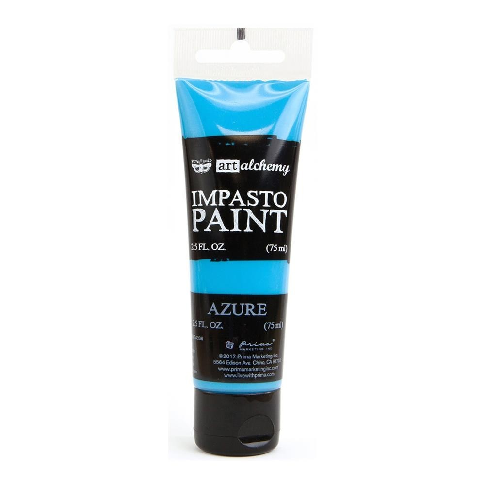 Finnabair - Art Alchemy - Impasto Paint - Azure