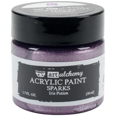 Finnabair - Art Alchemy - Sparks - Iris Potion