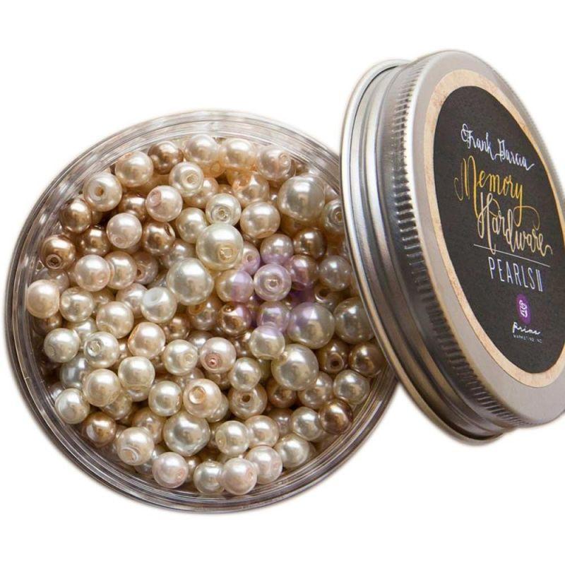 Prima - Memory Hardware Glass Pearls 2 üveggyöngy