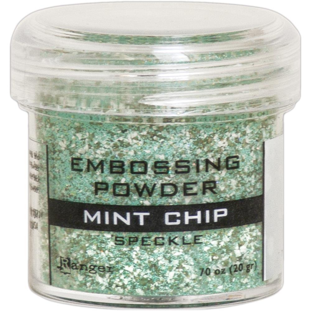 Ranger domborító por - Mint Chip