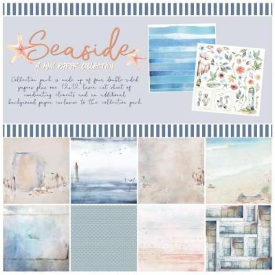 """Seaside 12""""-es papírkollekció"""