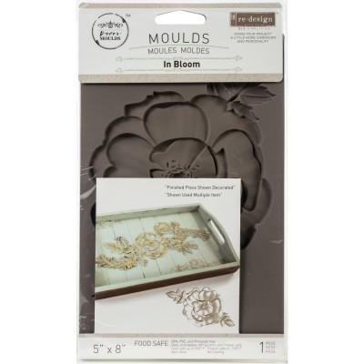 Szilikon öntőforma - Redesign Mould - In Bloom