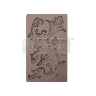 Szilikon öntőforma - Redesign Mould - Portico Scroll 2