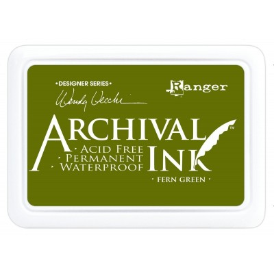 Wendy Vecchi Archival Ink Pad - Fern Green tintapárna