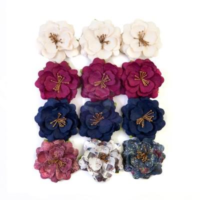 Prima Flowers® Darcelle kollekció - Beautiful Glow - papírvirág