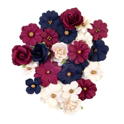 Prima Flowers® Darcelle kollekció - Gilded Beauties - papírvirág