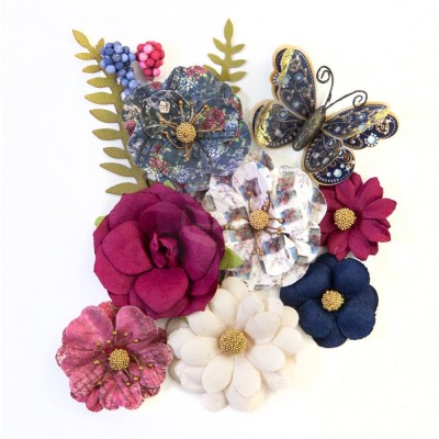Prima Flowers® Darcelle kollekció - Glamorous Moment - papírvirág