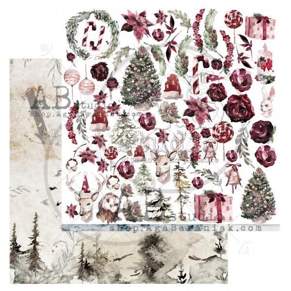 Breeze of Forest Sheet 6 kivágóív