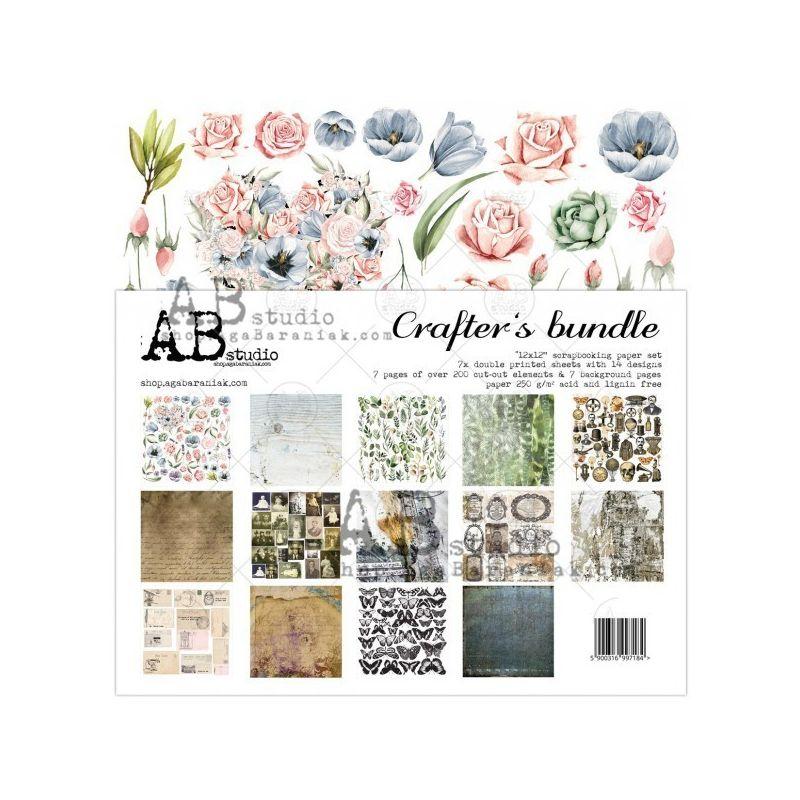 Crafters bundle kivágóv kollekció