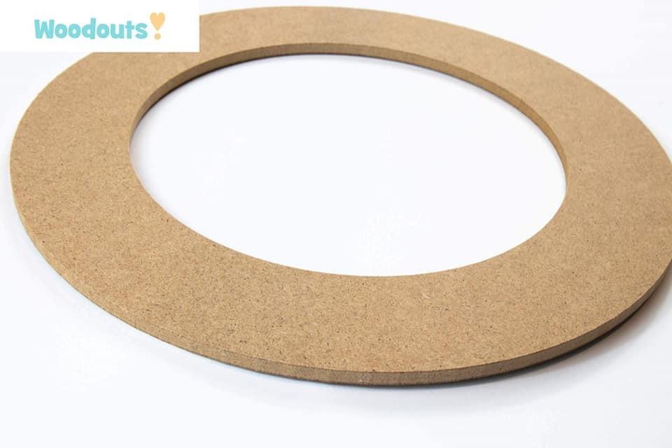 Koszorú alap - 25 cm