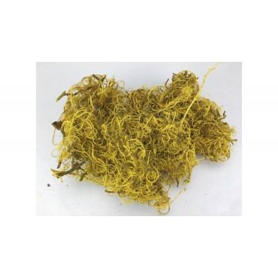 Göndör moha - sárga