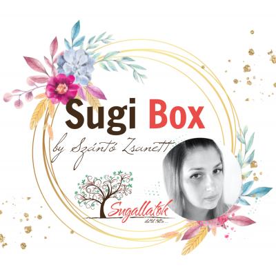 SugiBox by Szántó-Horváth Zsanett