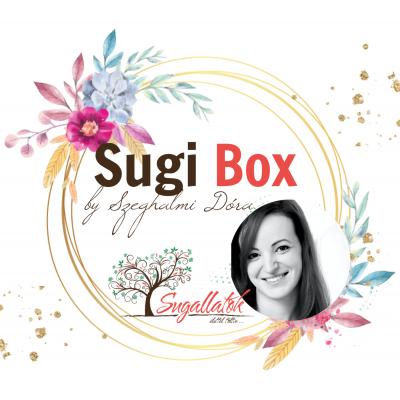 SugiBox by Szeghalmi Dóra