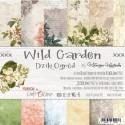 Wild Garden - papírkészlet 20,3x20,3cm