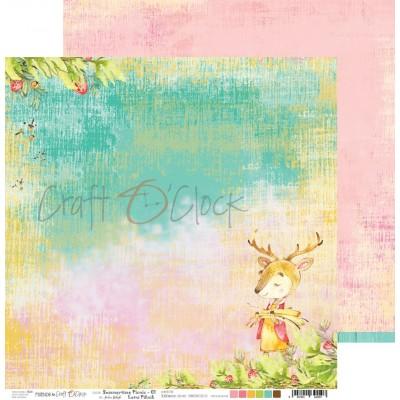 Summertime Picnic - papírkészlet 30,5x30,5cm