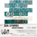 Sea Stories - szöveges kivágóív