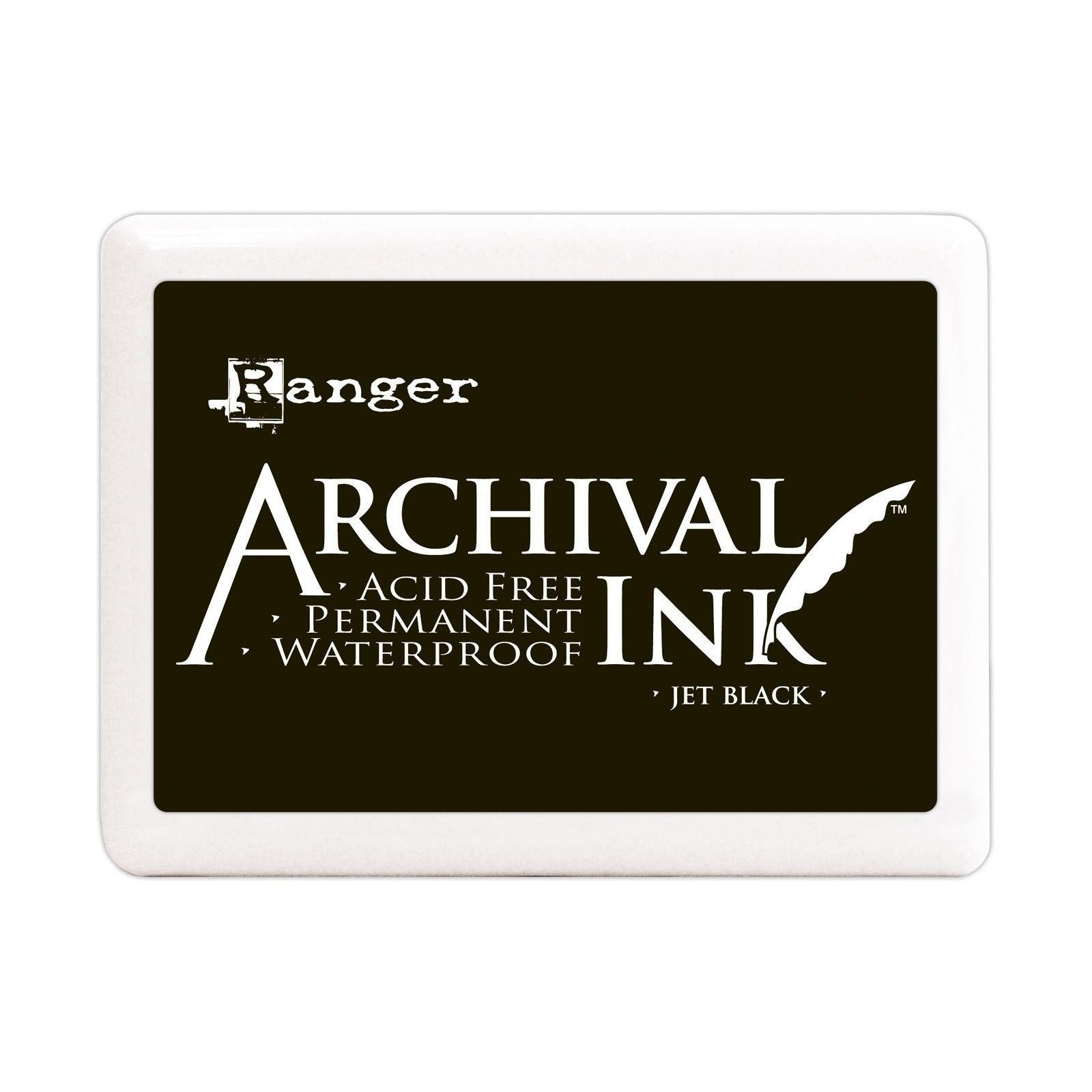 Ranger Archival tintapárna - jumbo méret