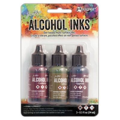 Tim Holtz Alcohol Ink - alkoholos tinta szett - Farmers Market