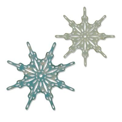 Sizzix Thinlits Vágókés szett - Fanciful Snowflakes