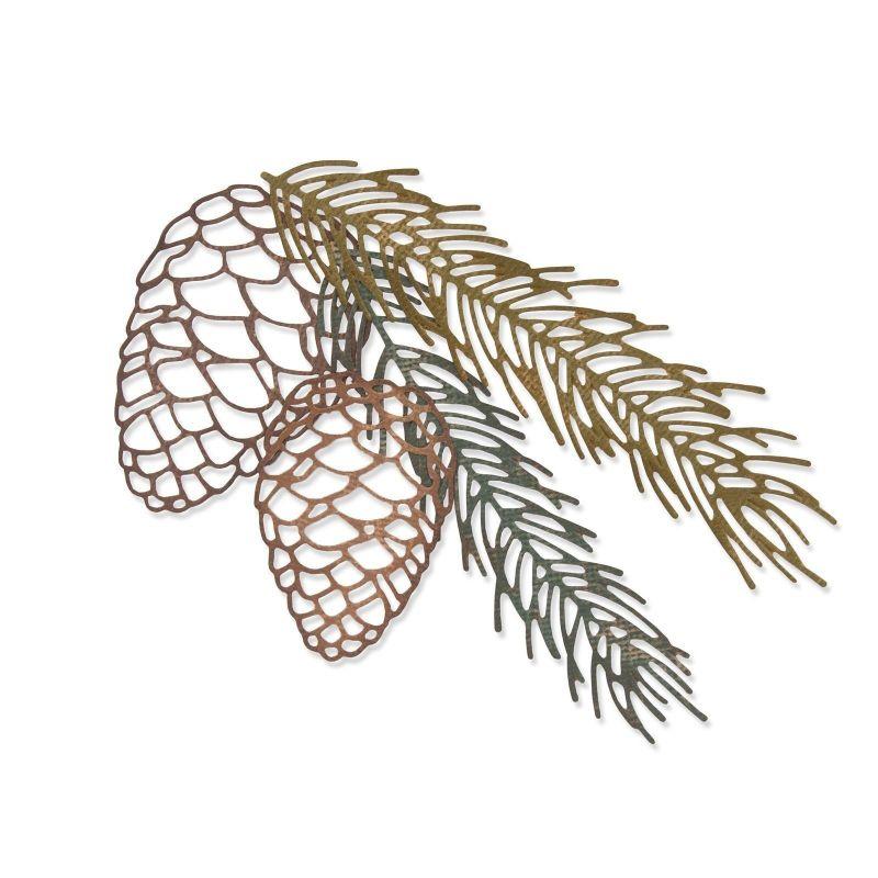 Sizzix Thinlits Vágókés szett - Pine Branch