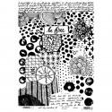 Art by Marlene 4.0 nr.01 A4-es rizspapír