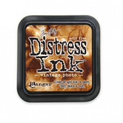 Tim Holtz Distress Ink tintapárna - vintage photo