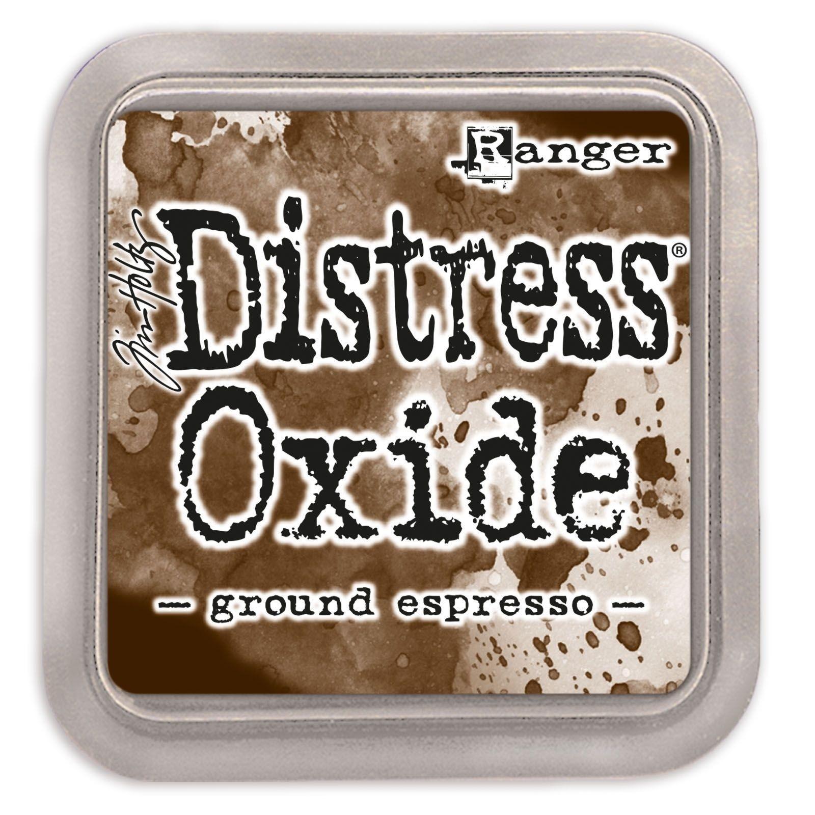 Tim Holtz Distress Oxide tintapárna - ground espresso