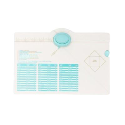 Envelope punch board - boríték késztő eszköz