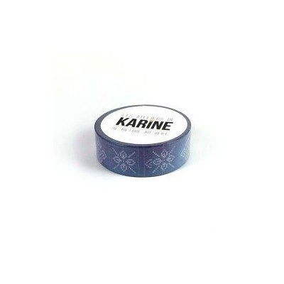 Blue Marine washi tape - dekortapasz