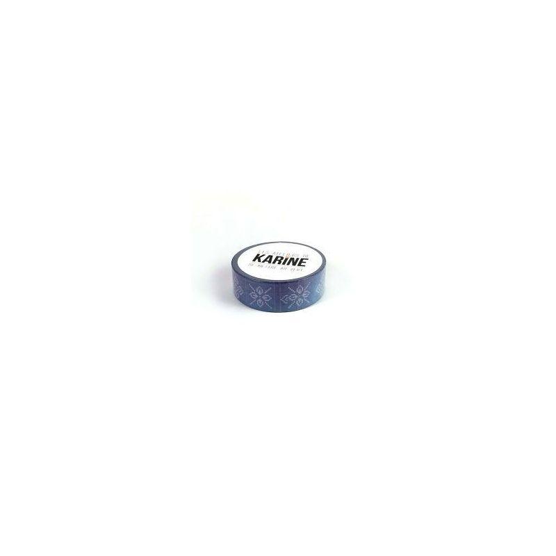 Blue Marine washi tape - dekortapasz
