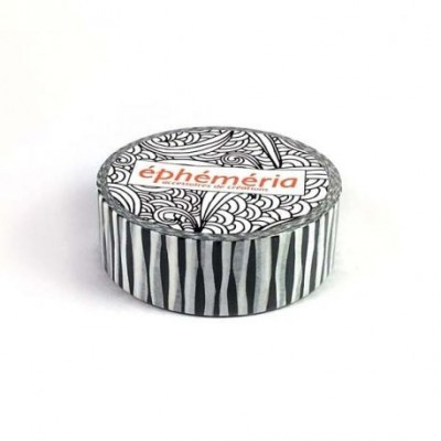 Black Zebra washi tape - dekortapasz