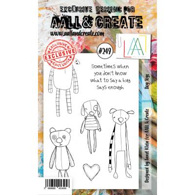 AALL and Create A6-os bélyegző no.249