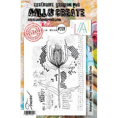 AALL and Create A5-ös bélyegző no.239
