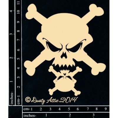 Scull and Crossbone 2 db