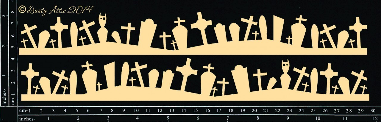 Tombstone Borders
