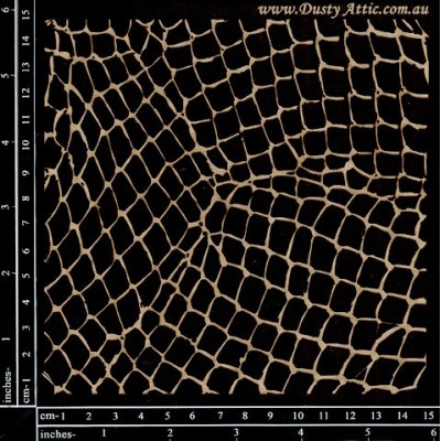 Fish Net Panel