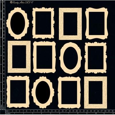 Frame Medley (12 mini keret)