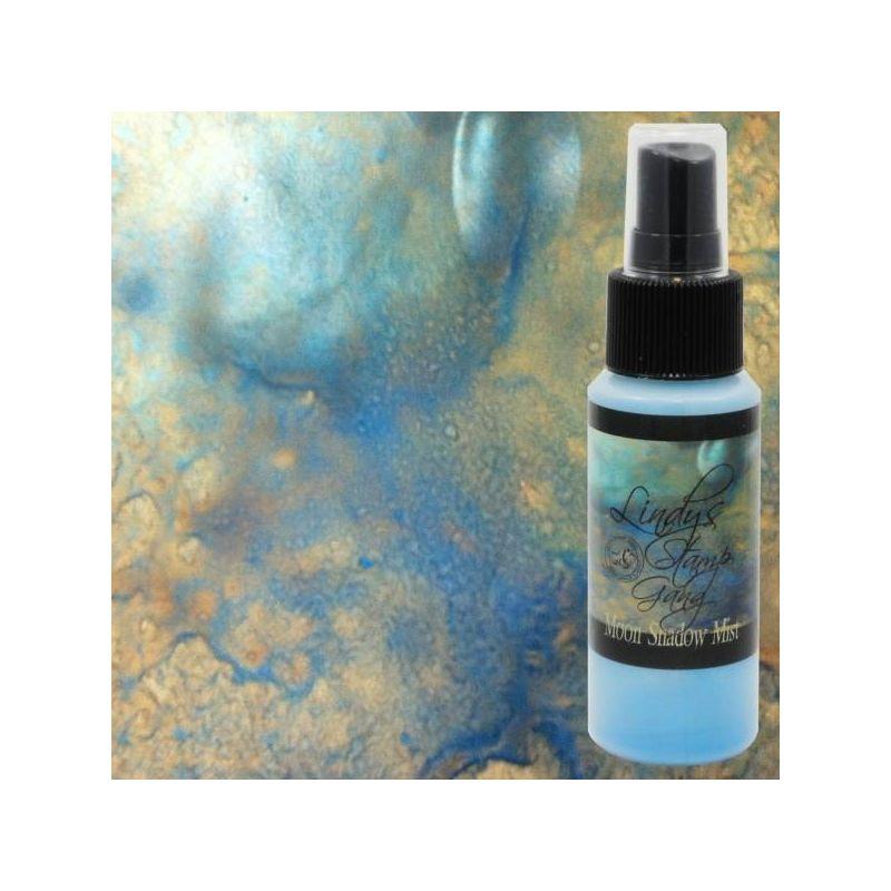 Lindy's Stamp Gang Shadow Mist - Buccaneer Bay Blue Moon