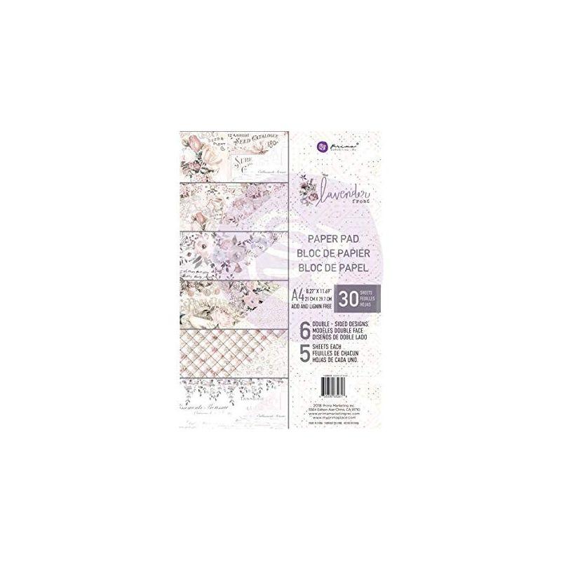 Prima Marketing - Lavender Frost kollekció - A4-es papírkollekció