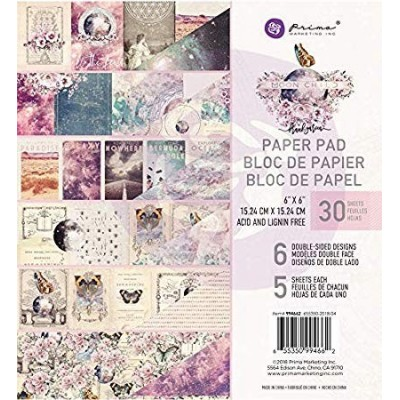 Prima Marketing - Moon Child kollekció - 6x6 papírkollekció
