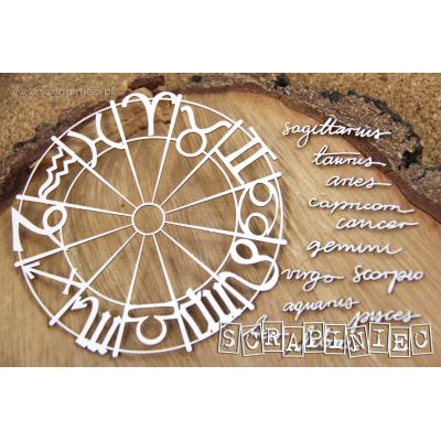 Zodiac - nagy zodiákus kerék
