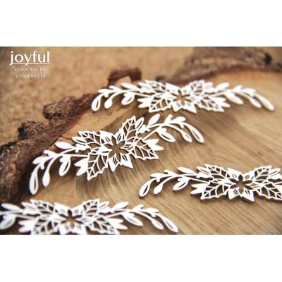 Joyful - mikulásvirág 4 db