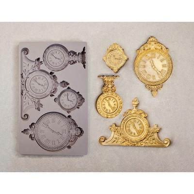 Szilikon öntőforma - Mould - Elisian Clockworks