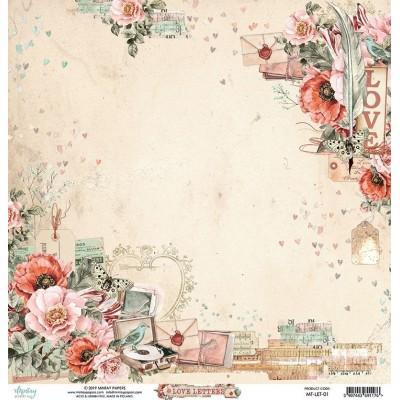 "Love Letters 12"" maxi kollekció"